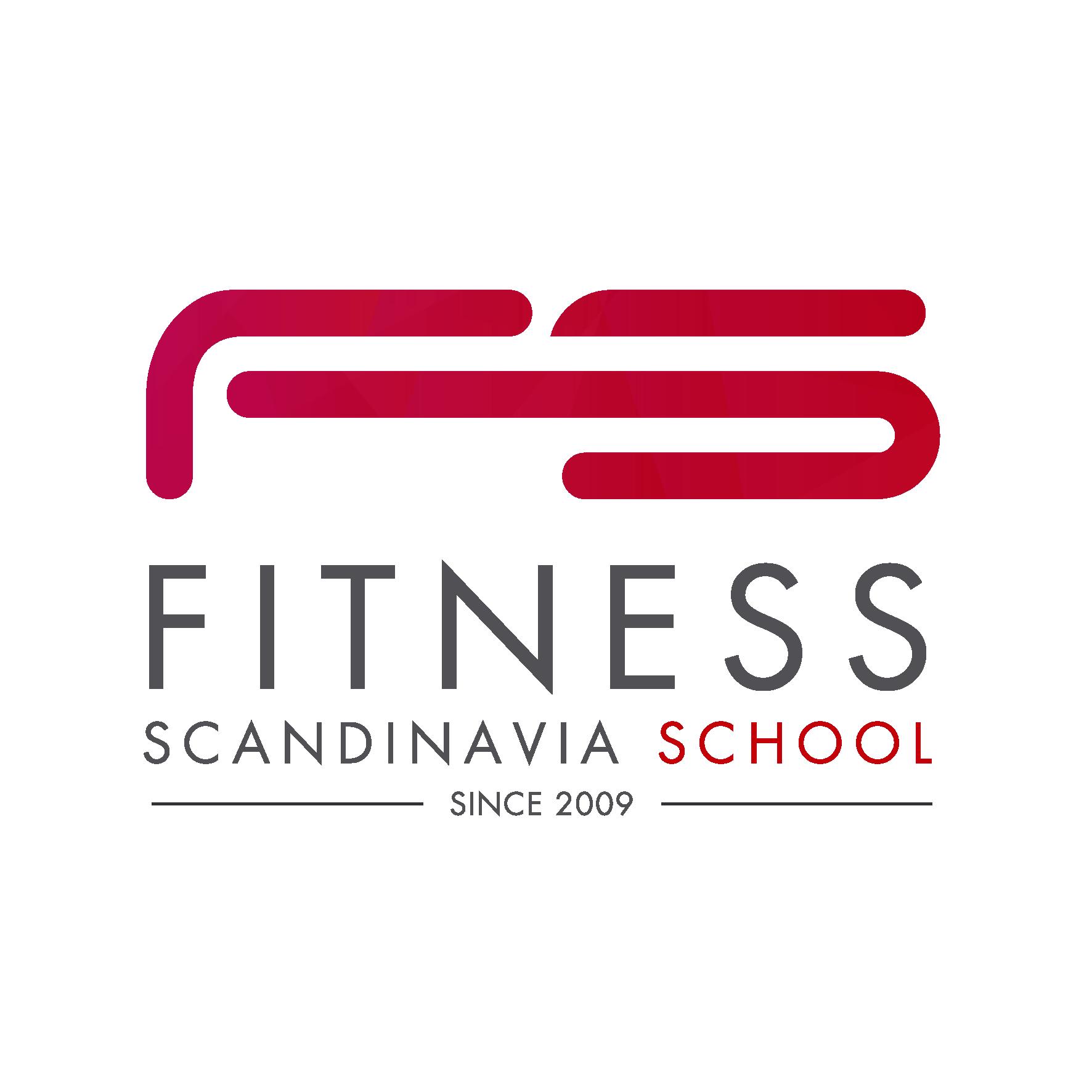 logo fitness scandinavia